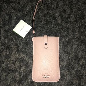Kate Spade Phone Wristlet